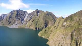 Pinatubo Drone Shot
