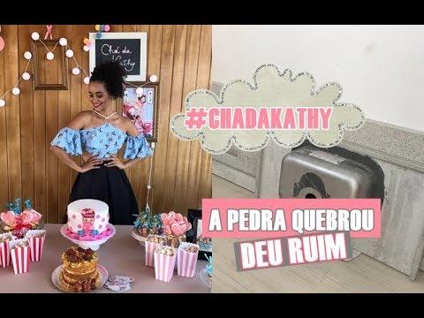 DIÁRIO DA REFORMA: DEU RUIM  l CHÁ DE CASA NOVA