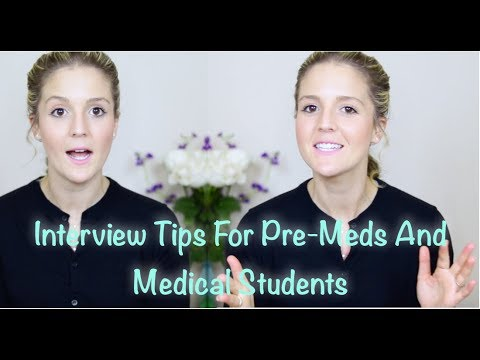 Everything You Need To Know About Interviews for Pre-Meds an