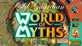 Three ways World of Myths is different from other card games