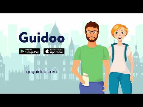 Go Guidoo - A Local Tour Guide App