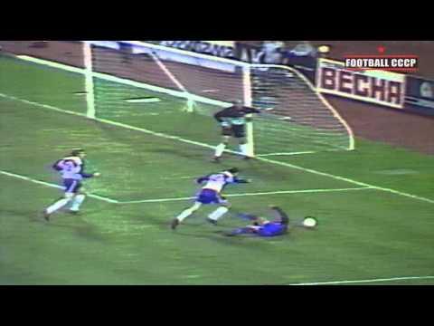 28 Тур Чемпионат СССР 1991 ЦСКА Москва-Динамо Минск 3-1