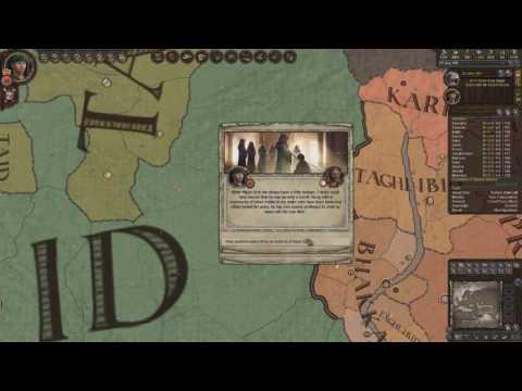 Crusader Kings 2 Ironman Timelapse, From Duke of Zunbil to Emperor of the Sun (Zunist Run) 3/7
