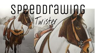Speed Drawing - Twister // REITTV