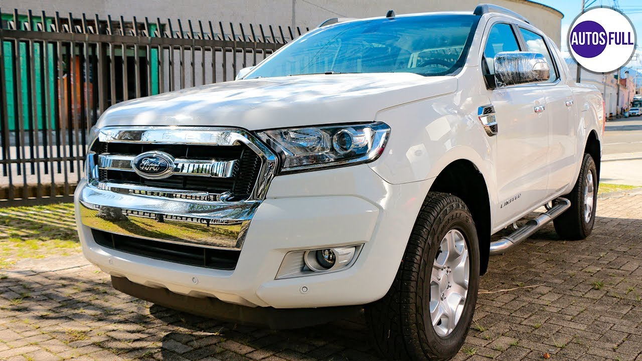 ford ranger limited  revision completa youtube