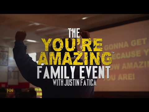 You're Amazing Family Event