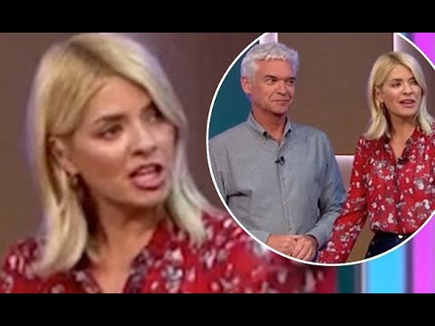 Holly Willoughby hit by claims she dropped the C-bomb live on This Morning by cheeky viewers - 247 N