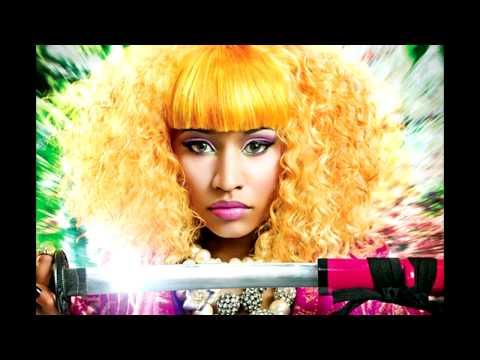 Nicki Minaj-You See Right Through Me (Offical Instrumental & Download) HD Quality