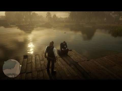 Red Dead Redemption 2 - Professor Dragic, Toy boat