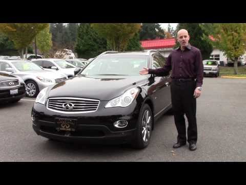 2014 Infiniti QX50 review - New name, new price, surprisingly nice