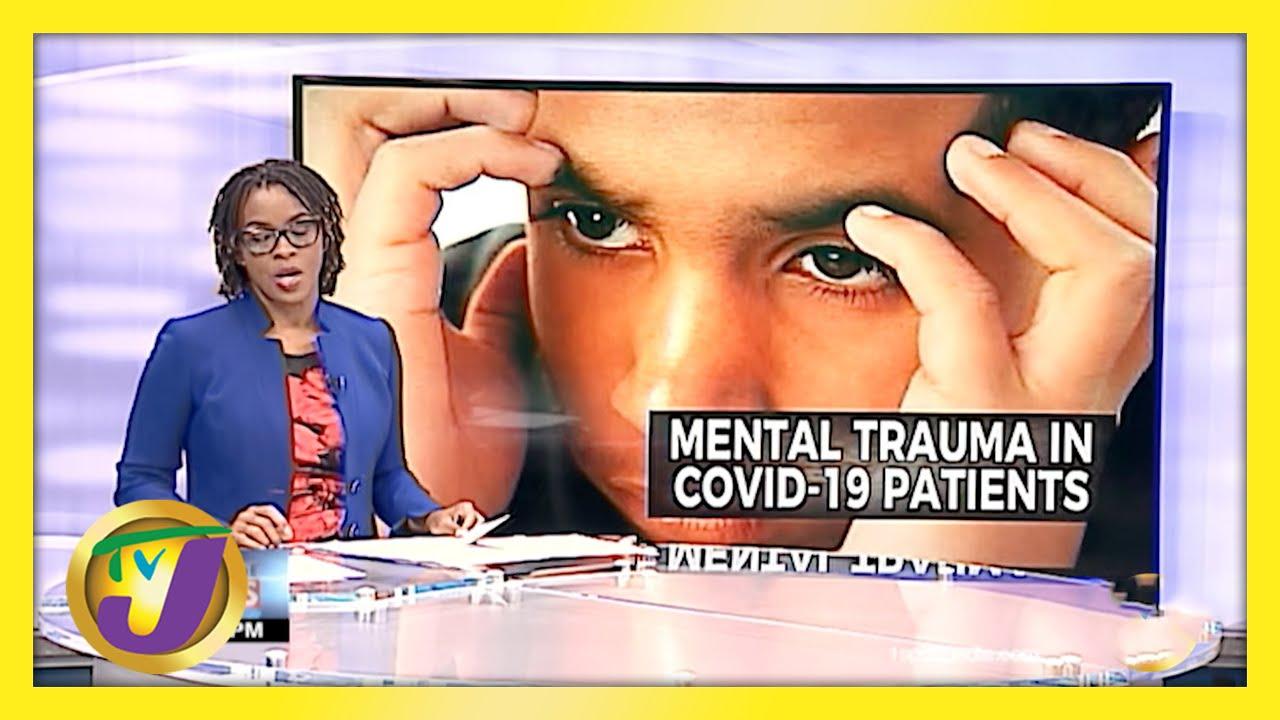 Covid Patients Suffering From Mental Trauma | TVJ News - April 13 2021