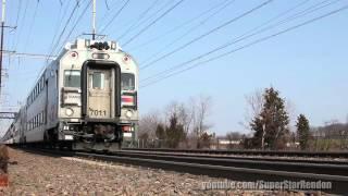 Jersey Avenue & North Elizabeth Rail Action