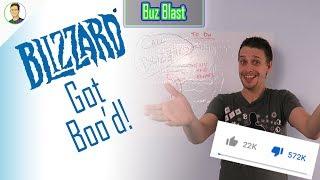 Blizzard Got Boo'd For Diablo! - But We Have phones! - Buz Blast