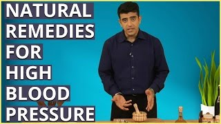 3 Best HOME REMEDIES FOR HIGH BLOOD PRESSURE(BP)  Natural Cure