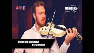 Despacito violin mix (top cover) - alejandro live