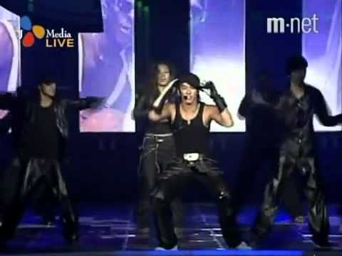 BI RAIN_Break dance Billie Jean  (MJ) MC Hammer- Can't Touch This  _It's Raining