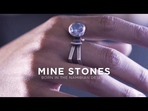 Mine Stones - Born In The Namibian Desert