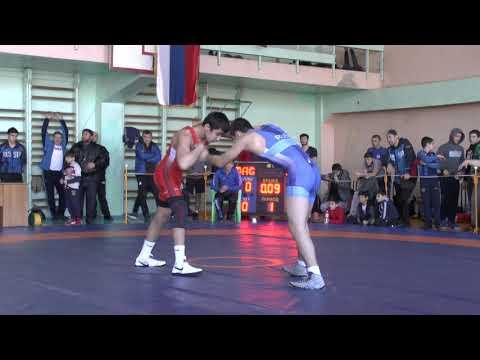 Гаджиев Газимагомед (Дагестан) - Батыров Аскер (СК.Лидер)