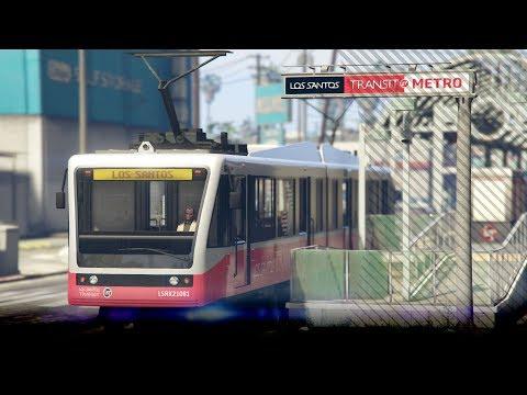 Trevor de metro machinist! - ZVM - GTA 5 Mods | Noway