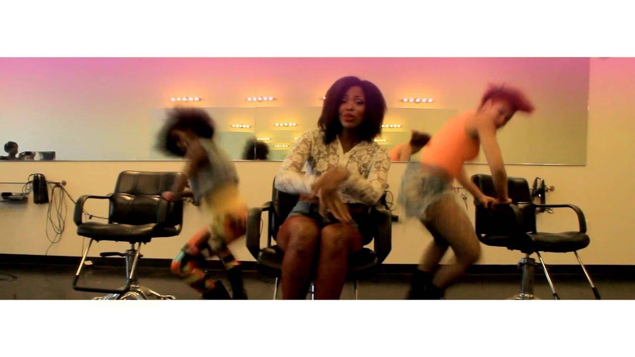 hair is she salon music video youtube