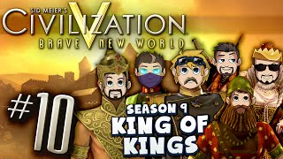 Civilization 5 King of Kings #10 - 00800 555 BARRY