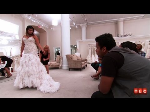 Absolutely No White Dresses Say Yes To The Dress Youtube