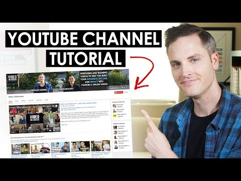 How to Setup Your YouTube Channel to Get More Views — 7 Tips