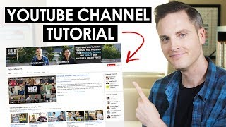 Video How to Setup Your YouTube Channel to Get More Views — 7 Tips download MP3, 3GP, MP4, WEBM, AVI, FLV September 2018