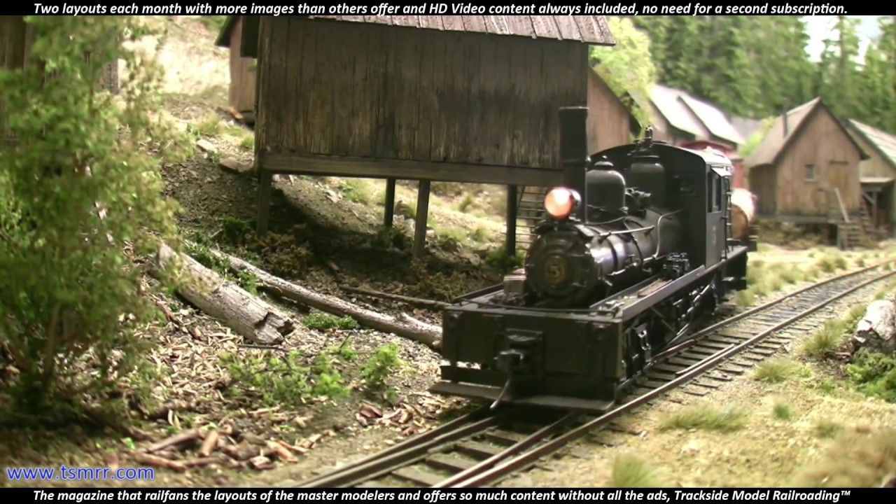 Narrow Gauge Model Railroad One Of The Best You Will Ever