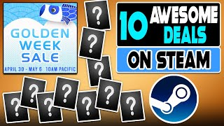10 Awesome Steam Game Deals Right Now - Steam Golden Week Sale