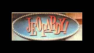 Jeopardy Think Music 1964-1975 (Lower Pitch)