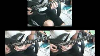 Dethklok - Thunderhorse cover (all me!)2