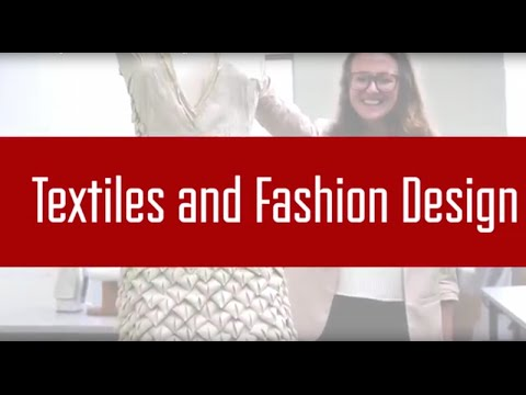 Textile & Fashion Design at the UW-Madison School of Human Ecology
