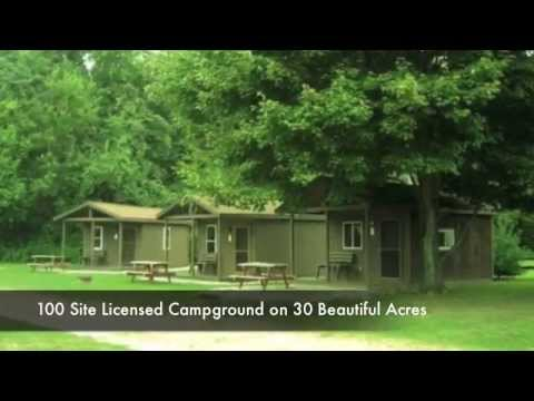 Successful Campground For Sale In Southern Michigan