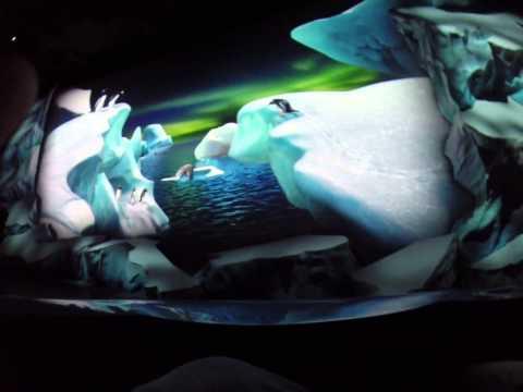 Antarctica: Empire of the Penguin POV - RIDE BREAKS DOWN! -- GoPro Hero3+