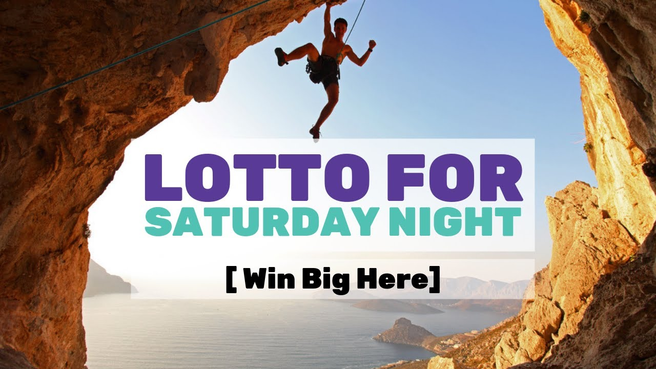 Lotto Saturday
