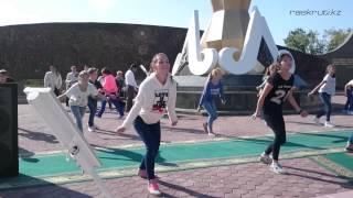 Степногорск флешмоб день здоровья клип