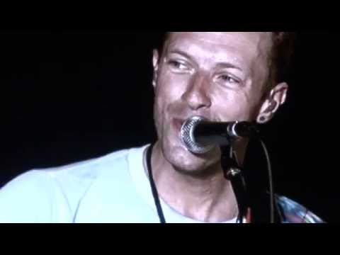 Coldplay live 11.06.2016 Zurich Strawberry Swing