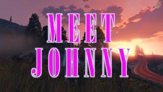 MEET JOHNNY! (GTA V ONLINE DATING)