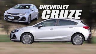Chevrolet Cruze Premier 5p - Test - Matías Antico - TN Autos