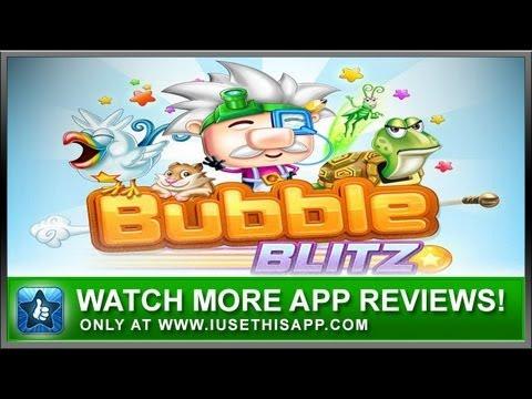 Bubble Blitz App Review - Bubble Shooter Apps - App Reviews