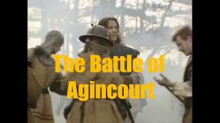 Horrible History - The Bloody Battle of Agincourt