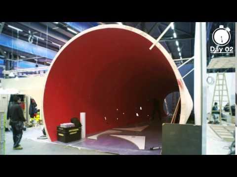 Foscarini Awarded Best Stand @ Stockholm Furniture Fair 2016