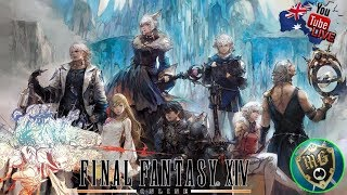 Final Fantasy XIV Online 🗡️ Live Game Play, Whats They Hype About?