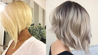 Stylish Inverted Bob Haircut for Women You Should Try!!!