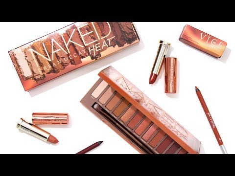NEW! Urban Decay Naked Heat Palette | SNEAK PEEK