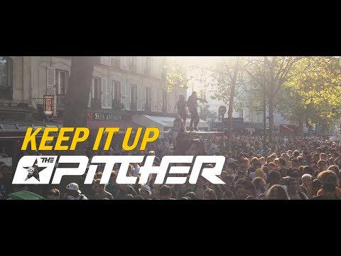 The Pitcher - Keep It Up [Official Video | Paris Techno Parade 2017]