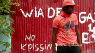 Смотреть клип Popcaan - Gangster City Pt. Twice