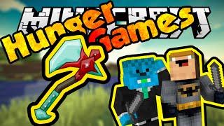 Minecraft: DRVOSJEČA CHALLENGE | MINEPLEX HUNGER GAMES (ft. MarkoKOFS)