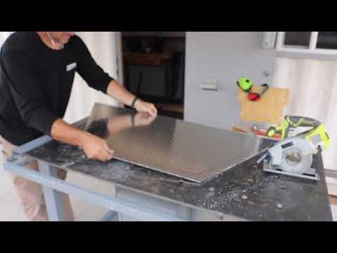 Build Your Diamond Plate Tool Box